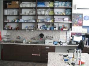 Insight into the laboratory mainroom