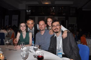 Socializing on the Turkish scientific society