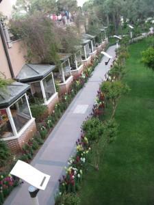 Papillon Ayscha Hotel - gardens