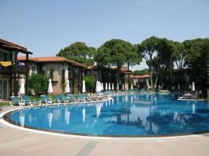 Papillon Ayscha Hotel - villa resort